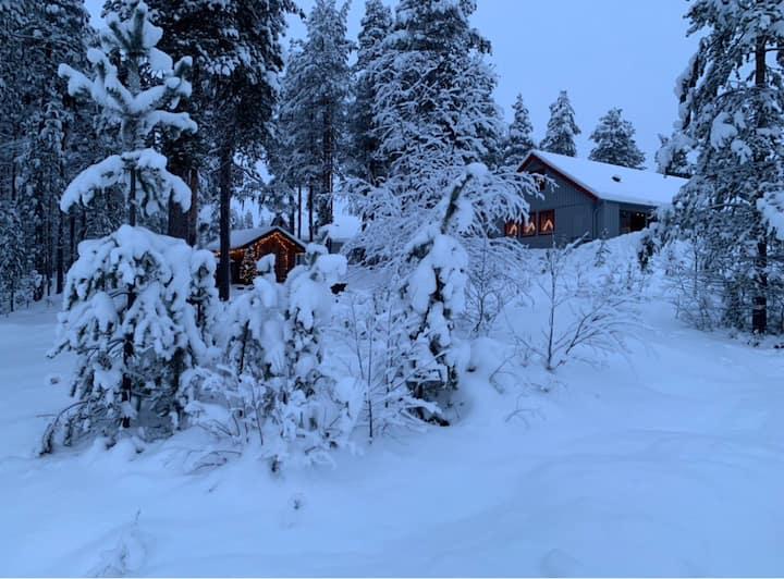 Nära Himmelfjäll (3km) & Idre Fjäll (5km)
