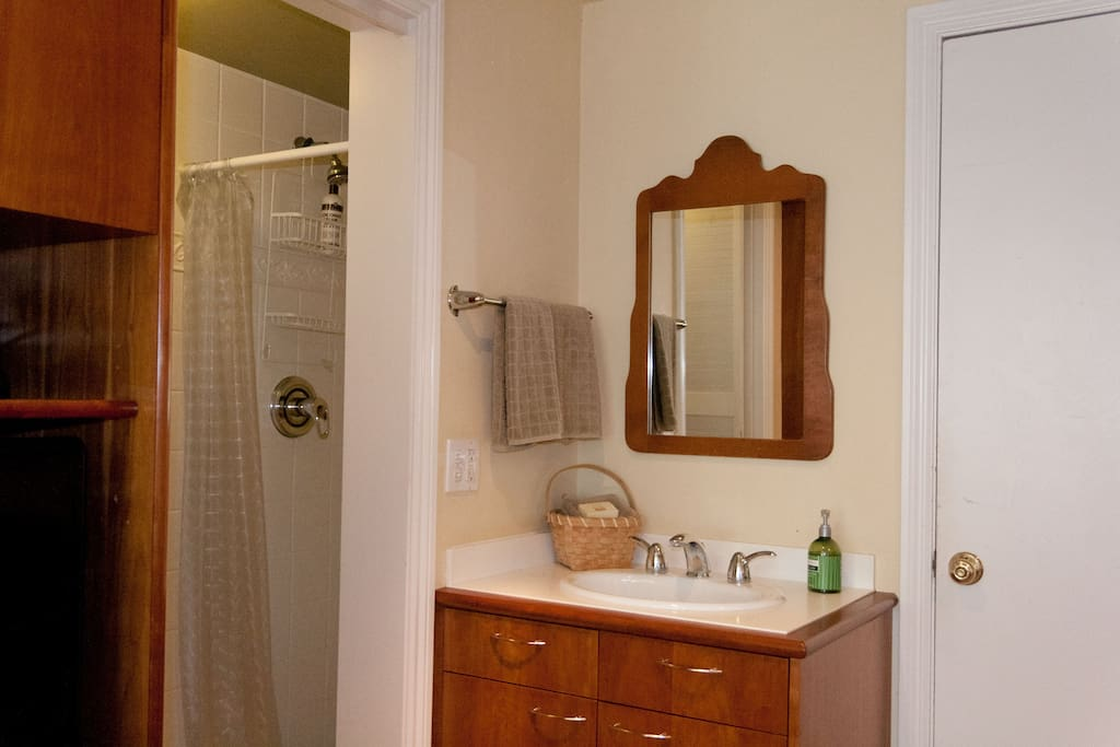 Bath and Vanity