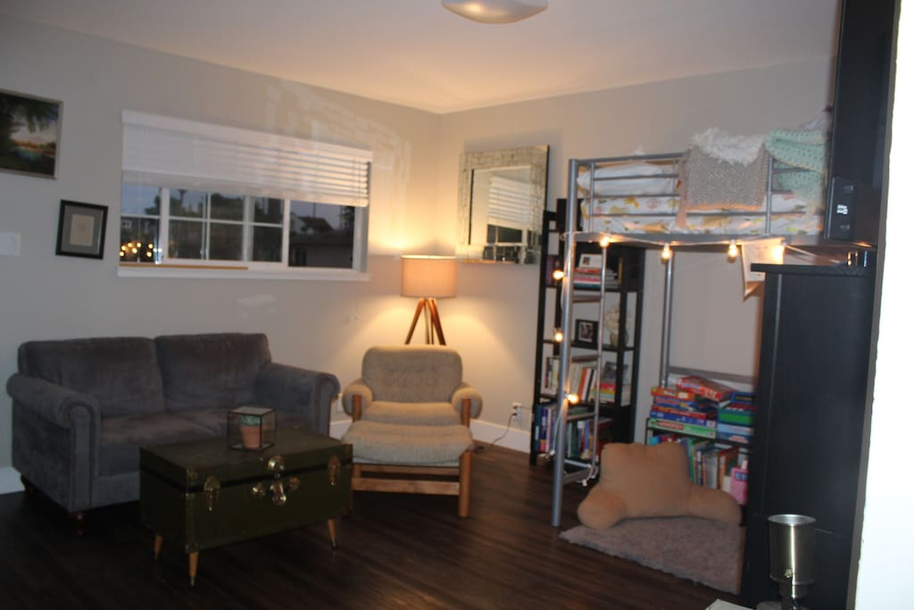 trendy 1 bedroom apartment in downtown san jose