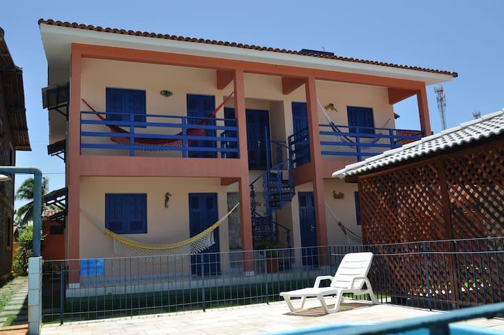 Chalé Oceano 02 (Serrambi)