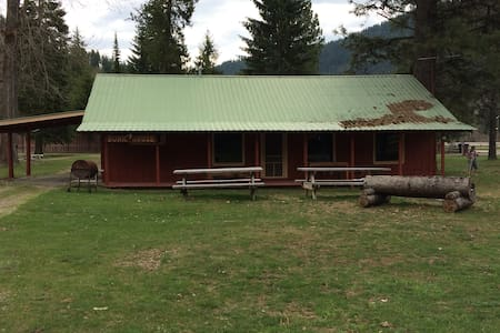 Bunkhouse: sleeps 15, fully equipped  kitchen