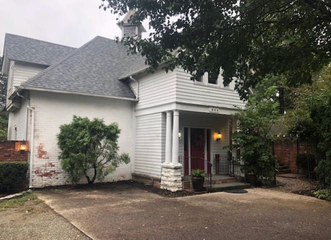 Historic 8th Carriage House