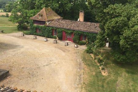 Maison de charme proche Bordeaux