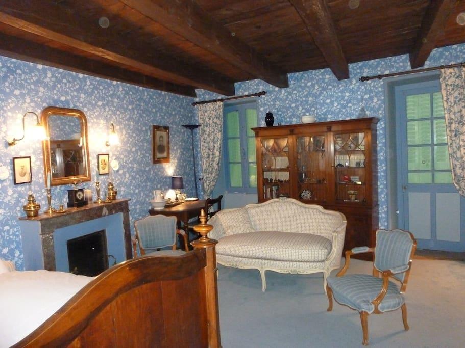 La Suite Bleue