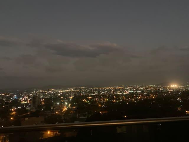 Mejor vista de toda la ciudad de San Pedro Sula