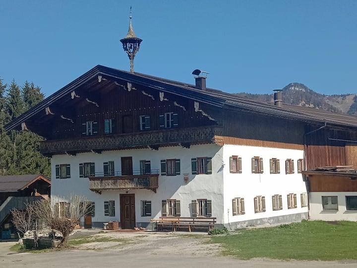 Altes idyllisches Bauernhaus 1 Z. Top Lage Südost