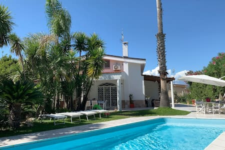 Villa with pool  - Edri Beach House Salerno