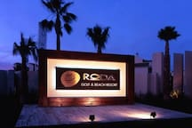 Entrance Resort