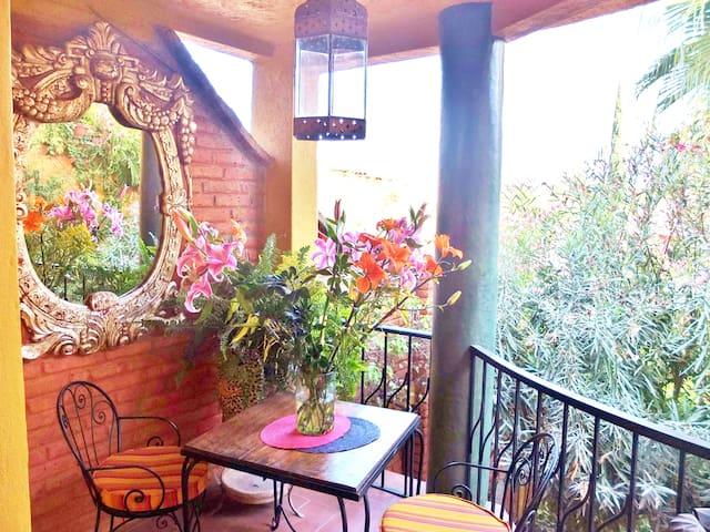 Romantic, Quiet Chichimeca Suite - San Miguel de Allende - House