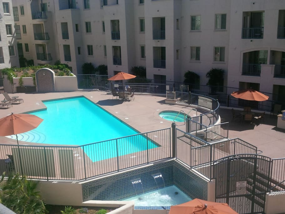 1 Bedroom In Lux Dual Master Apt Flats For Rent In San Diego California United States