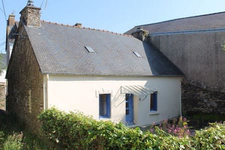 Brittany: Cosy traditional cottage! - Mael-Carhaix - Talo