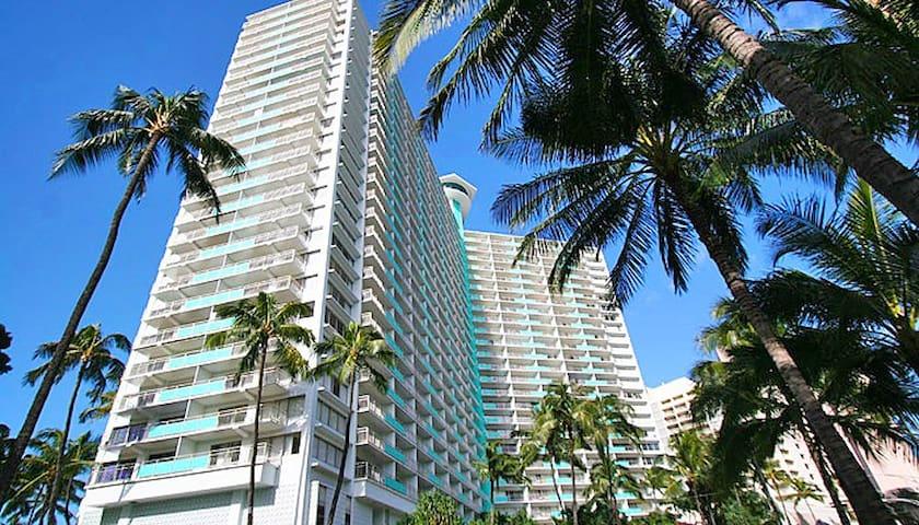 Waikiki Marina Resort (3) - Honolulu - Huoneisto