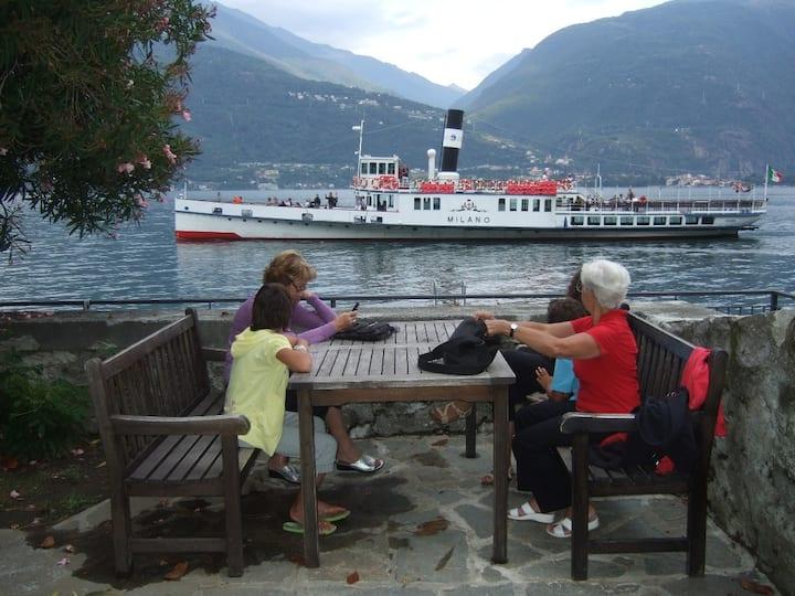 Apartment on Lake Como