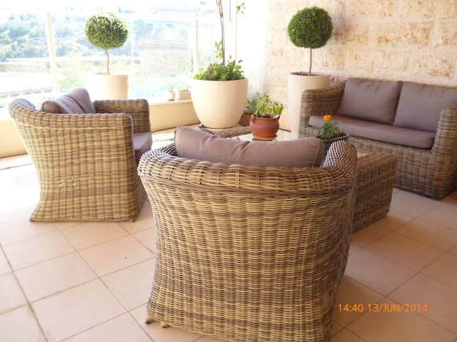 Tzfat Holiday Rental- - Safed - Apartament