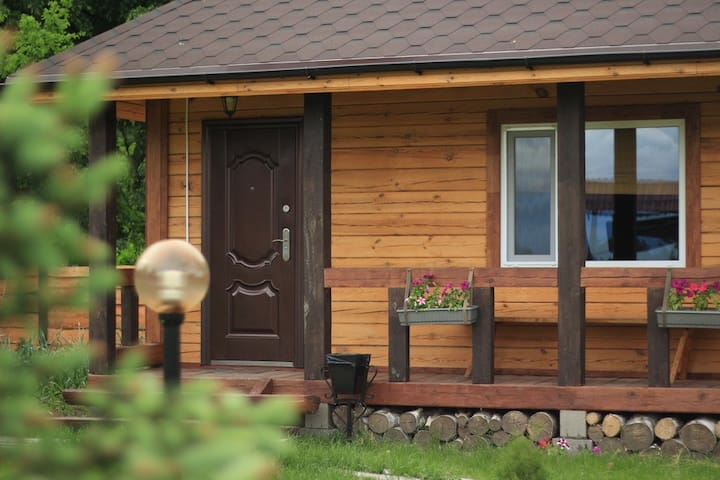 Гостевой домик -  Кобринский район - House