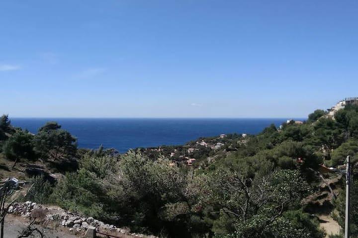 Plein soleil, mer et calanques de la Côte bleue - Ensuès-la-Redonne - Villa