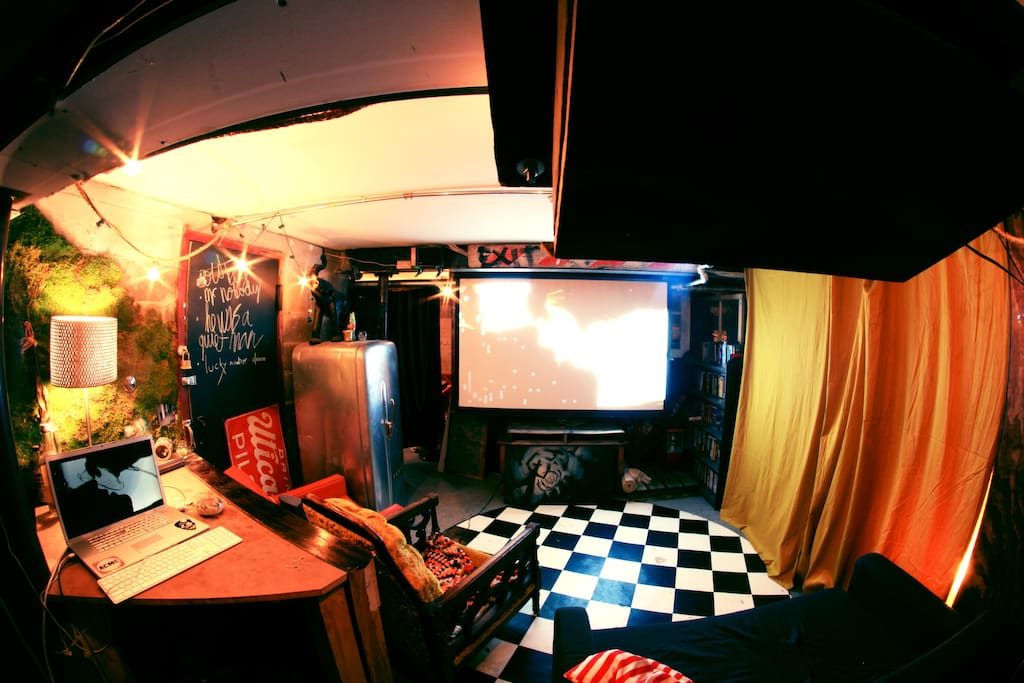Home Theater  *Common Space*