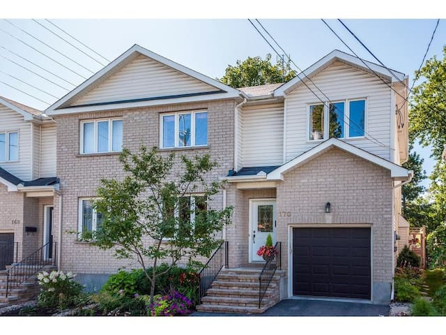 Tranquility meets Convenience in heart of Ottawa