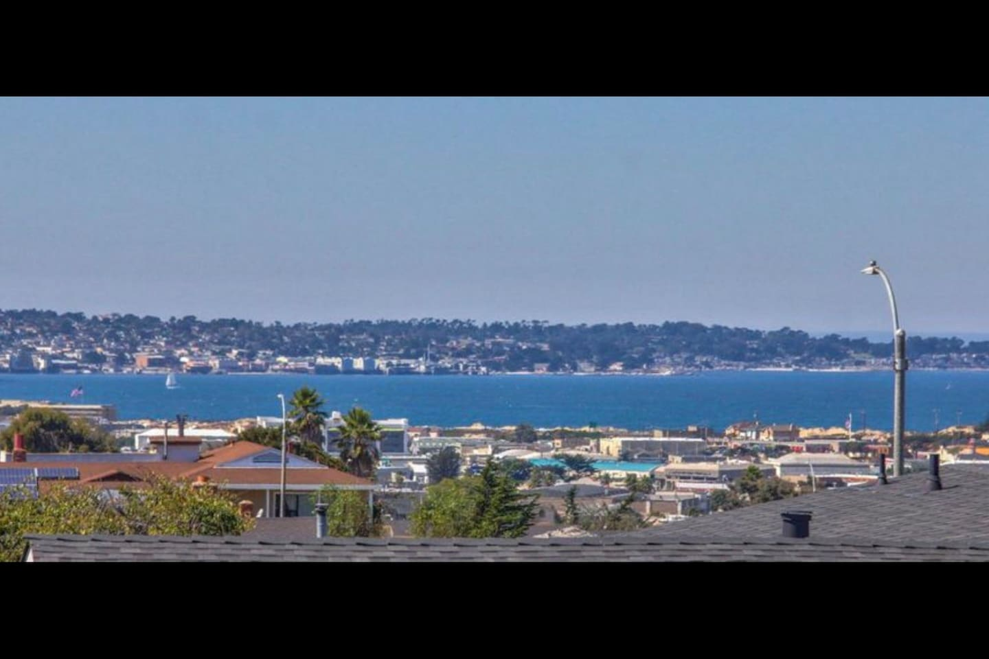 Lovely Monterey bay View