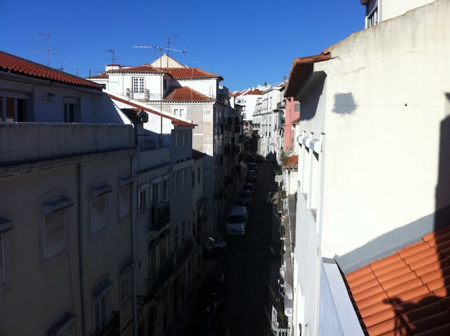 Apt with the Tagus River view - Lisboa - Apartment
