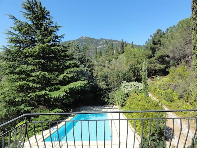 Maison au coeur du parc naturel du Haut Languedoc - Vieussan - Maison