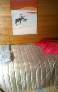 Room with sauna. Parking in garage - Rovaniemi - Daire