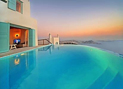 Villa with stunning sea view - 米科诺斯(Míkonos) - 别墅