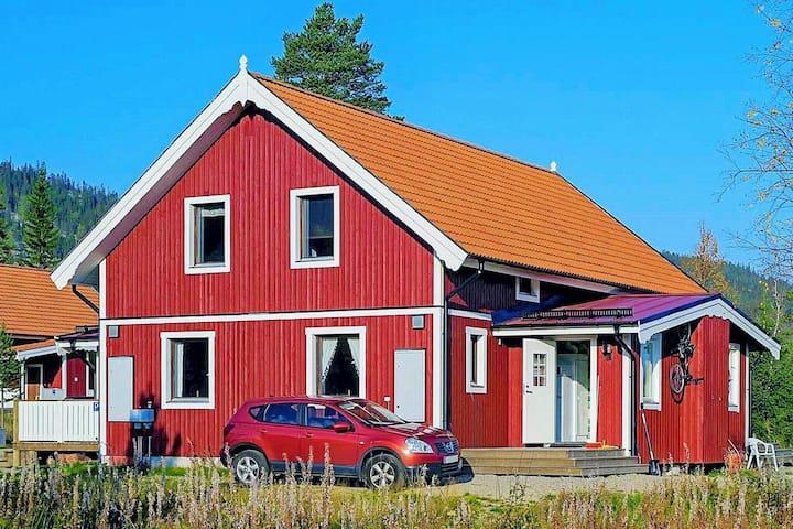 4 personas casa en KLÖVSJÖ