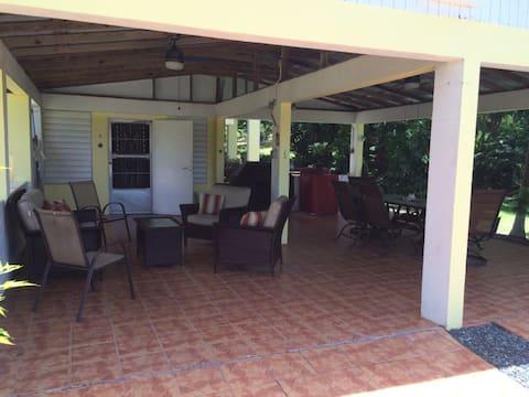 Casa Del Paraiso Vieques PR is closed temporarily