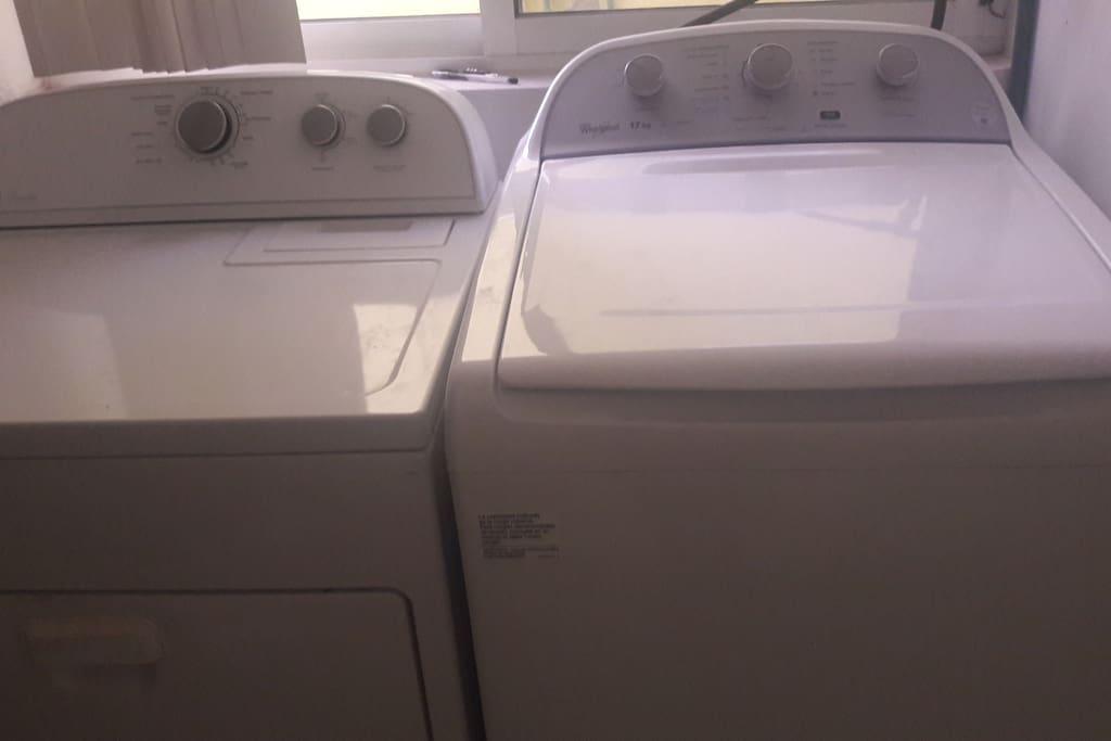 Centro de lavado con costo extra.