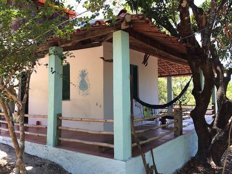 Ilha de Itaparica casa tipica