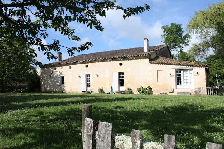 Maison Seignouret à Castelneau - SAINT LEON - House