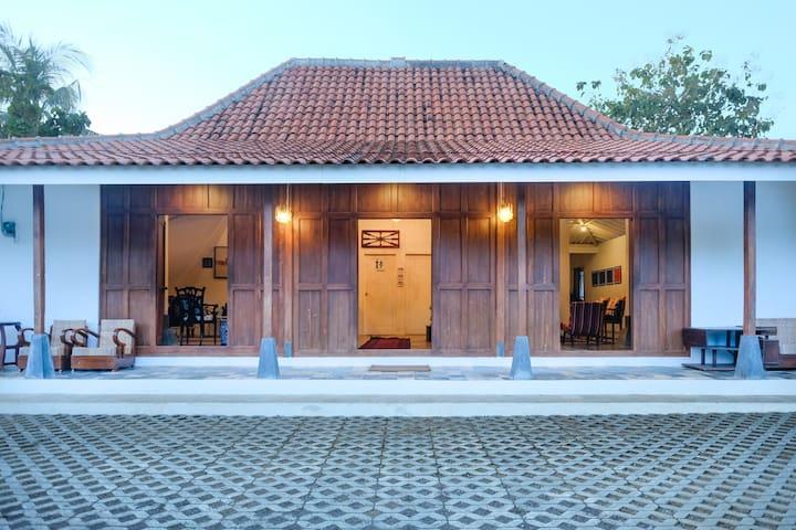 Omah Kemala Homestay Gunung Kidul Yogyakarta