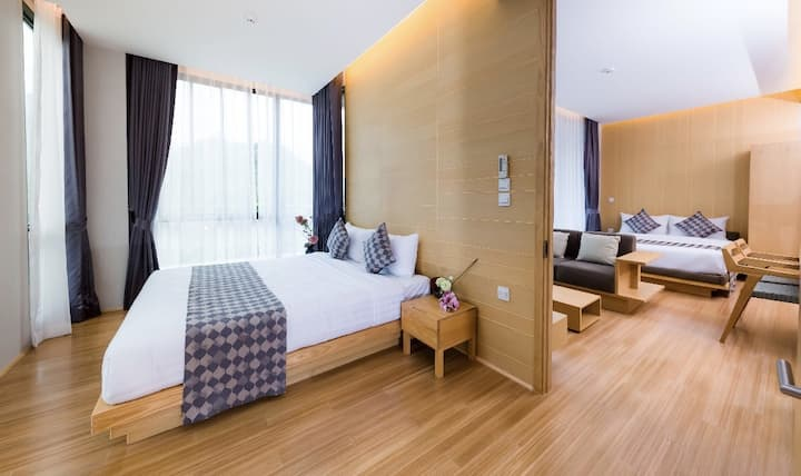 998/6 Zen Next Condo Khao Yai Junior Suite By ZV