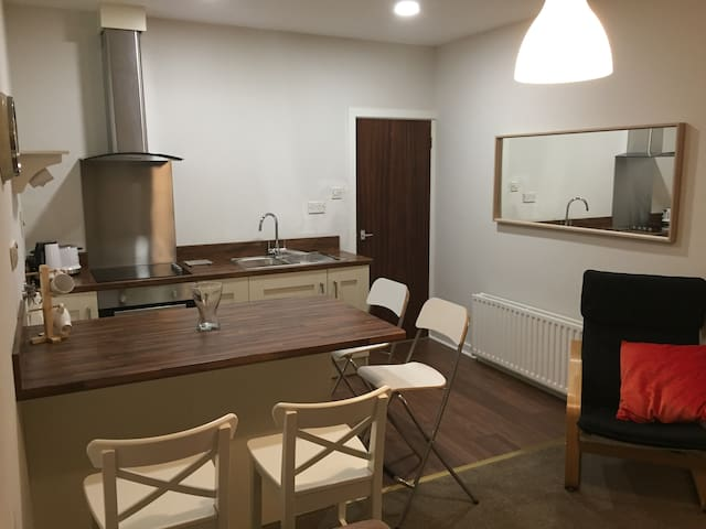 Stylish, Co. Fermanagh 2 Bedroom Apartment.