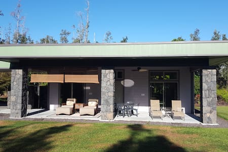 Rare Guest house on Tropical Acre - Keaau