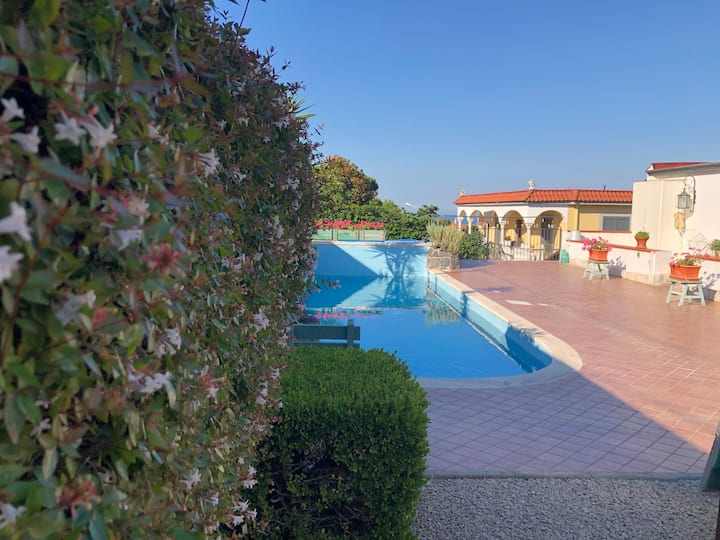 Villa R&S Relax alle falde del Vesuvio