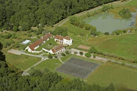 Gîte 2 pers, Châteaux of the Loire - Vallières-les-Grandes
