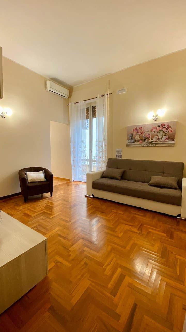 The Apartments in via schipa