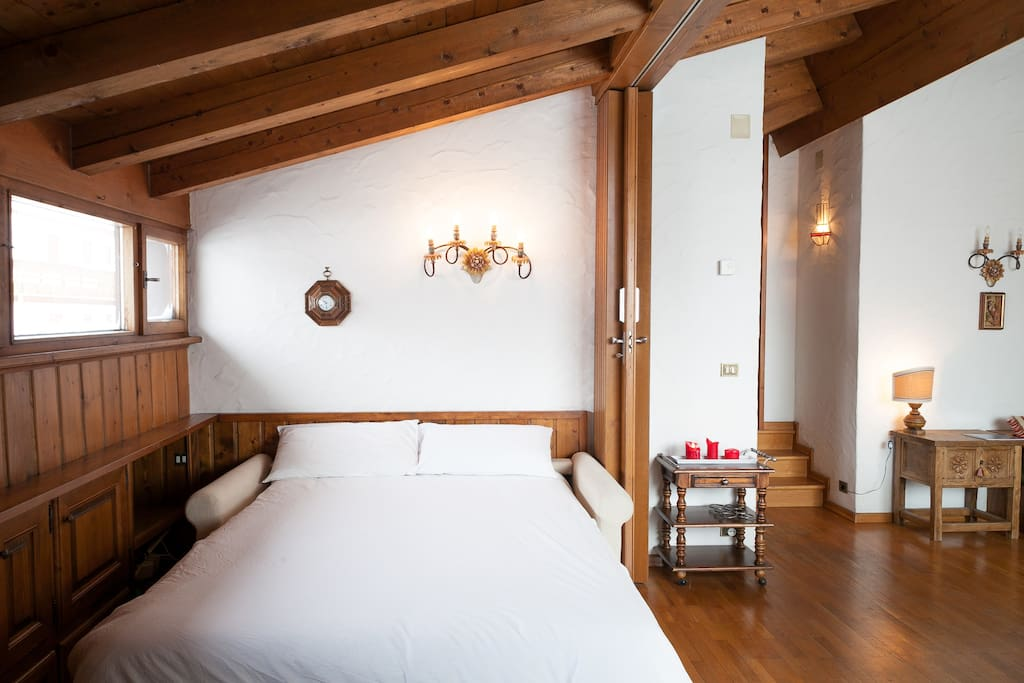 Eleganza e calore a cortina appartamenti in affitto a for Appartamenti cortina affitto