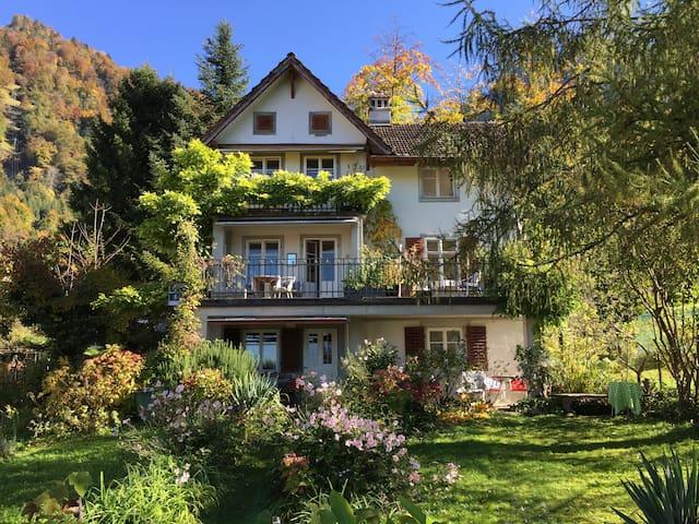 Garden Waldegg