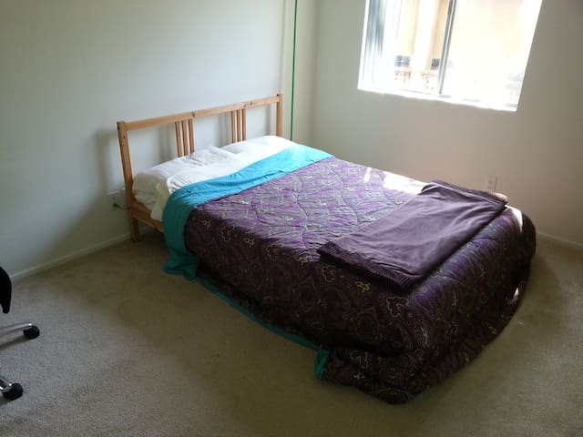 Private room / private bath - At lowest price - Irvine - Apartemen