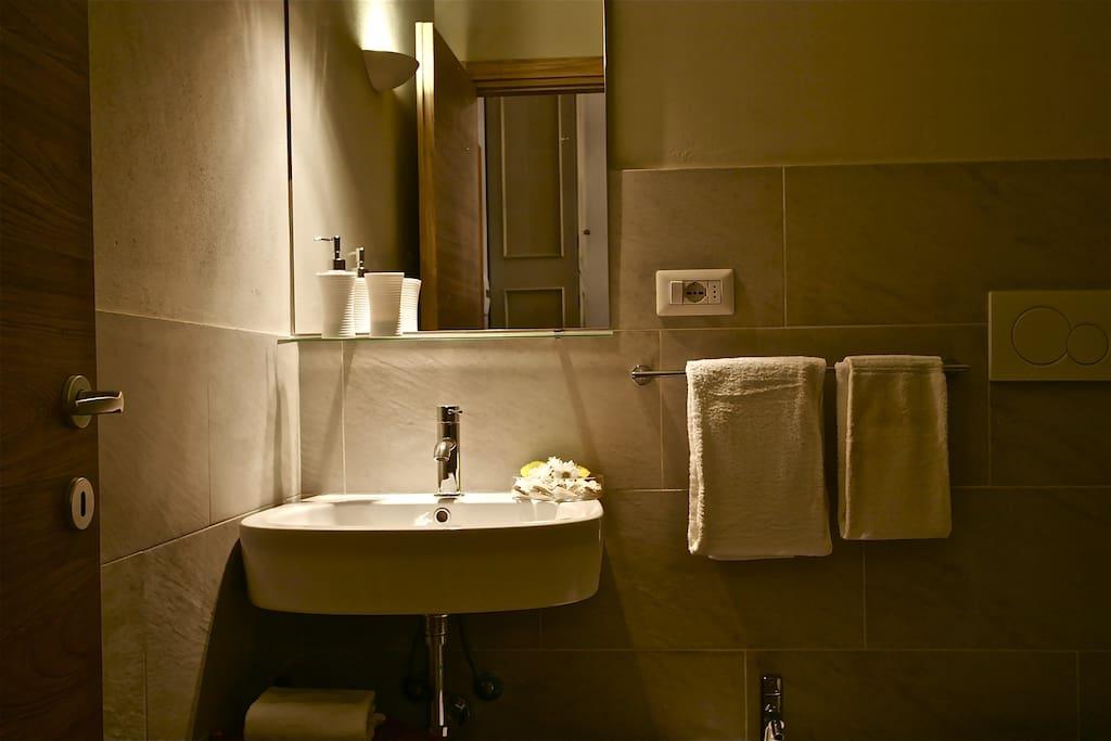 Bathroom del principe