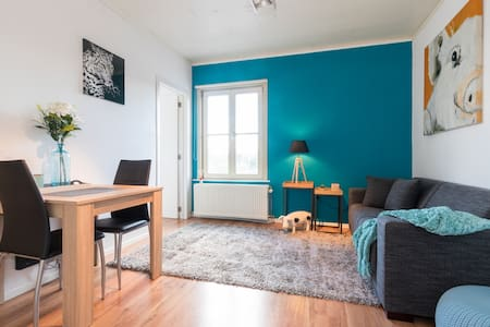 Quite studio with seperate bedroom in city centre - Ghent