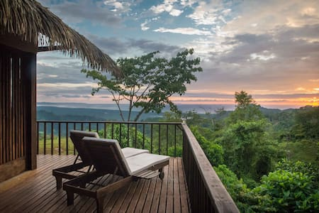 Award Winning - Pura Vida Ecolodge - Tres Rios - Nature lodge