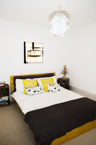 Double room with private bathroom - LONDON! - Londres - Apartamento