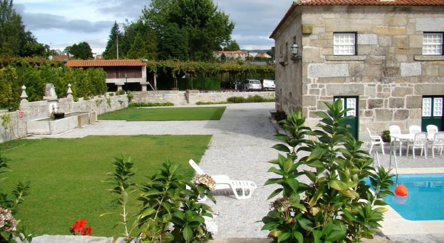 Villa with private pool - Fafe - Hus