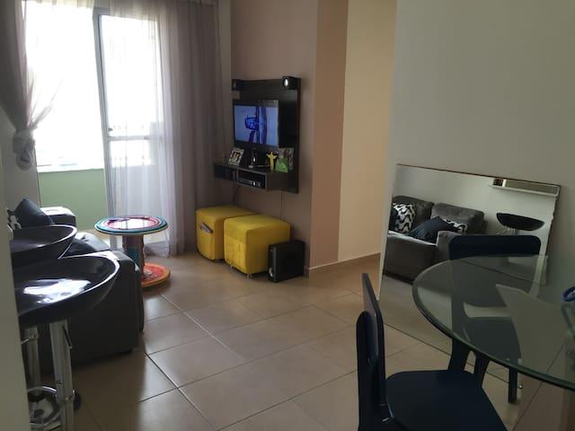 Apartamento próx à Praia do Futuro e Cidade Fortal - Fortaleza - Apartment