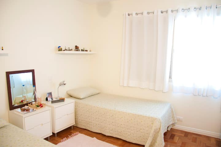 Comfortable room in a nice place