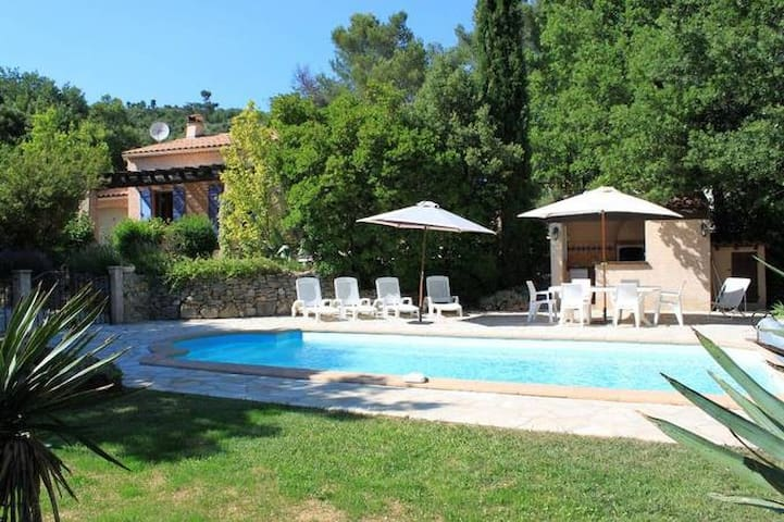 CHARMING HOUSE - FRENCH RIVIERA - La Roquebrussanne